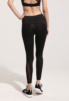 Athleisure Mesh leggings