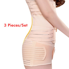 Postpartum Recovery 3 Set Belt Waist and Tummy Girdle Shapewear
