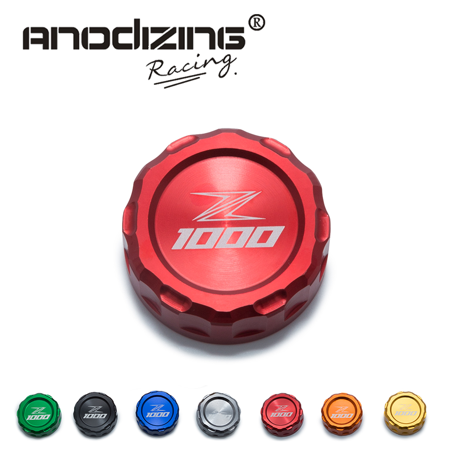 FREE SHIPPING Hot sale For KAWASAKI Z1000 Z 1000 2010-2014 Motorcycle Accessories Rear Brake Fluid Reservoir Cap Oil Cup free shipping hot sale for kawasaki z900 z 900 motorcycle accessories rear brake fluid reservoir cap oil cup