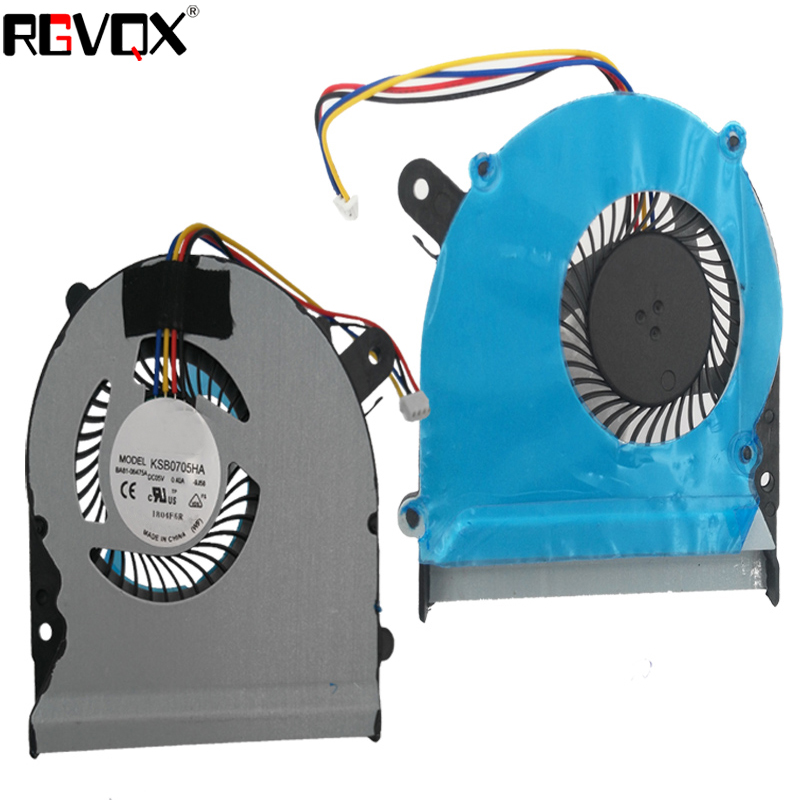 Купить с кэшбэком New Original Laptop Cooling Fan For ASUS S400 S400C F502 F502C PN:UDQFRYH89DAS KDB0605HB CPU Cooler/Radiator Fan