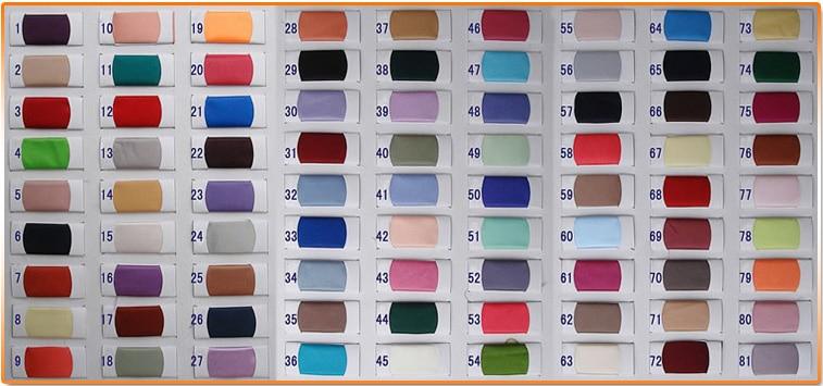 Цвет: скажите мне номер цвета