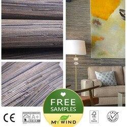 2019 MEIN WIND Grasscloth Tapete meer gras 3D tapeten designs vorhänge luxus 3d wandbild stoff tv büro wand papier