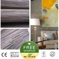 2019 MY WIND Grasscloth Wallpaper sea grass 3D wallpapers designs curtains luxury 3d mural fabric tv office wall paper