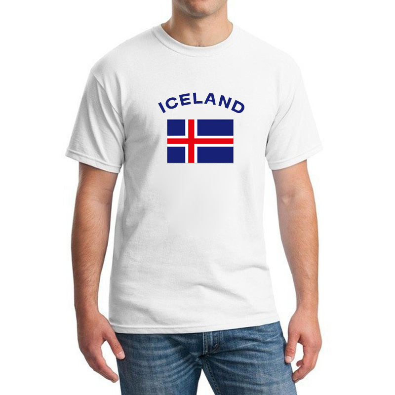 BLWHSA ICELAND გულშემატკივრები Cheer - კაცის ტანსაცმელი - ფოტო 1
