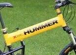 G4 frame bicycle frame MTB bicycle frame mountain bike 26 inch* 17 folding soft tail frame