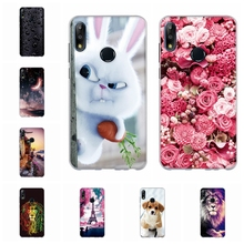 For Asus Zenfone Max Pro M2 ZB631KL Case TPU For Asus Max Pro M2 ZB631KL Cover Ocean Pattern For Asus Max Pro ZB631KL Coque Bag asus a88x pro