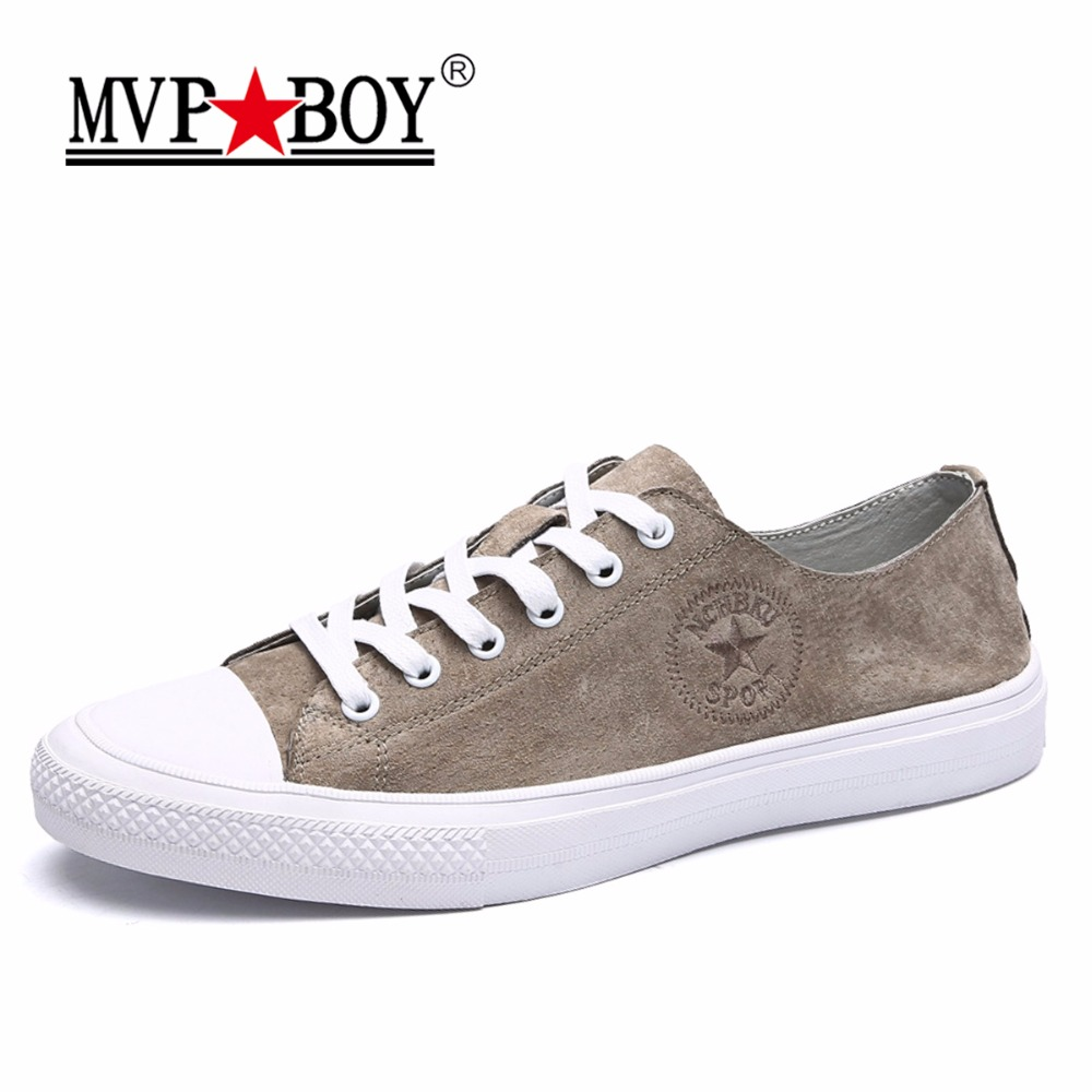 MVP BOY Brand 2017 Men Leather Flats Shoes Classical Lace-Up Men Casual Shoes Spring Autumn Breathable Comfort White Shoes Men classical black brown yellow brown available soft leather men flats pointed toe lace up spring autumn men shoes casual shoes