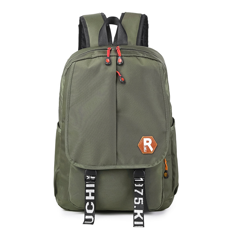 Fashion Men Leisure Backpack for College Student Capacity Laptop Backpack Boys Multifunction Travel Schoolbags Sac A Dos Homme in Backpacks from Luggage Bags