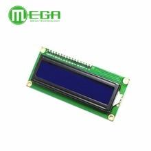 O Envio gratuito de 10 conjunto IIC/I2C + LCD 1602 Azul Backlight Display LCD Placa Adaptadora