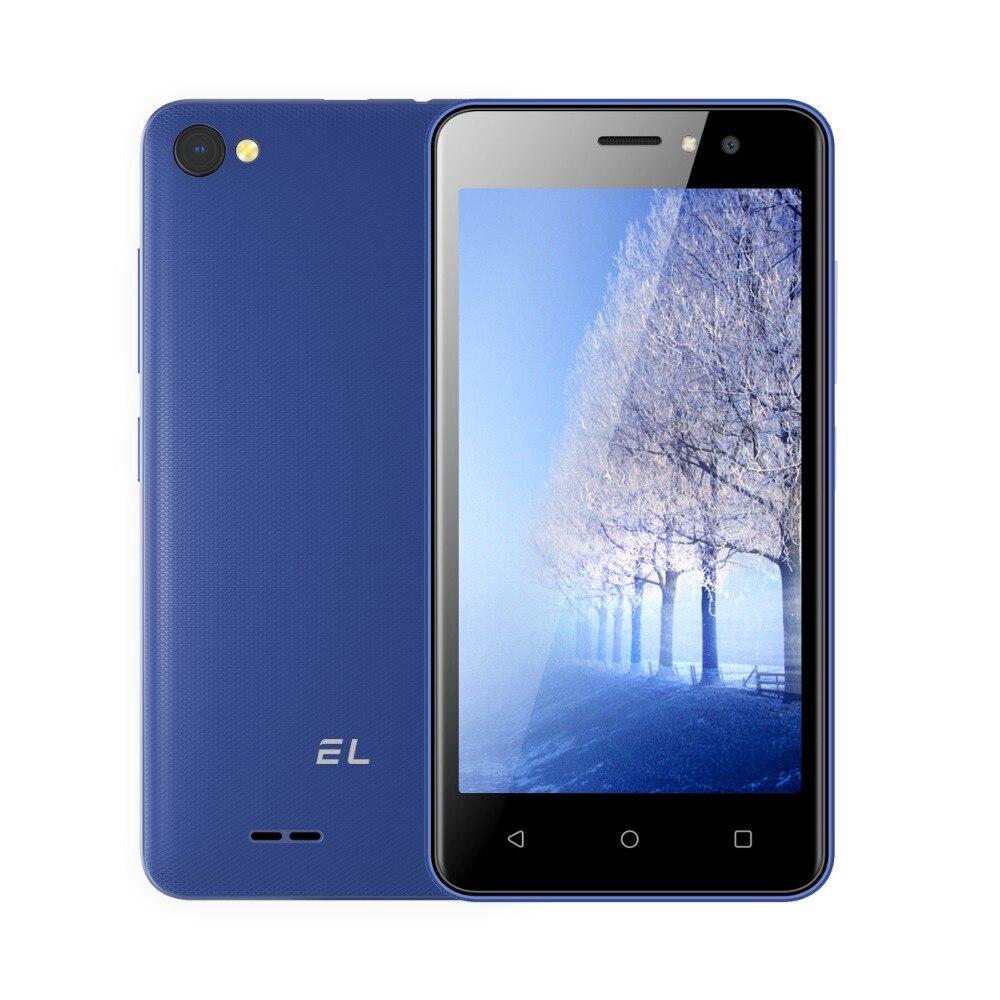 3G Pas Cher WCDMA 4.5 pouces Débloqué Mobile Téléphone EL W45 Android 6.0 8 GB ROM D'origine Cellulaire Téléphone Double SIM Quad Core Tactile Smartphone