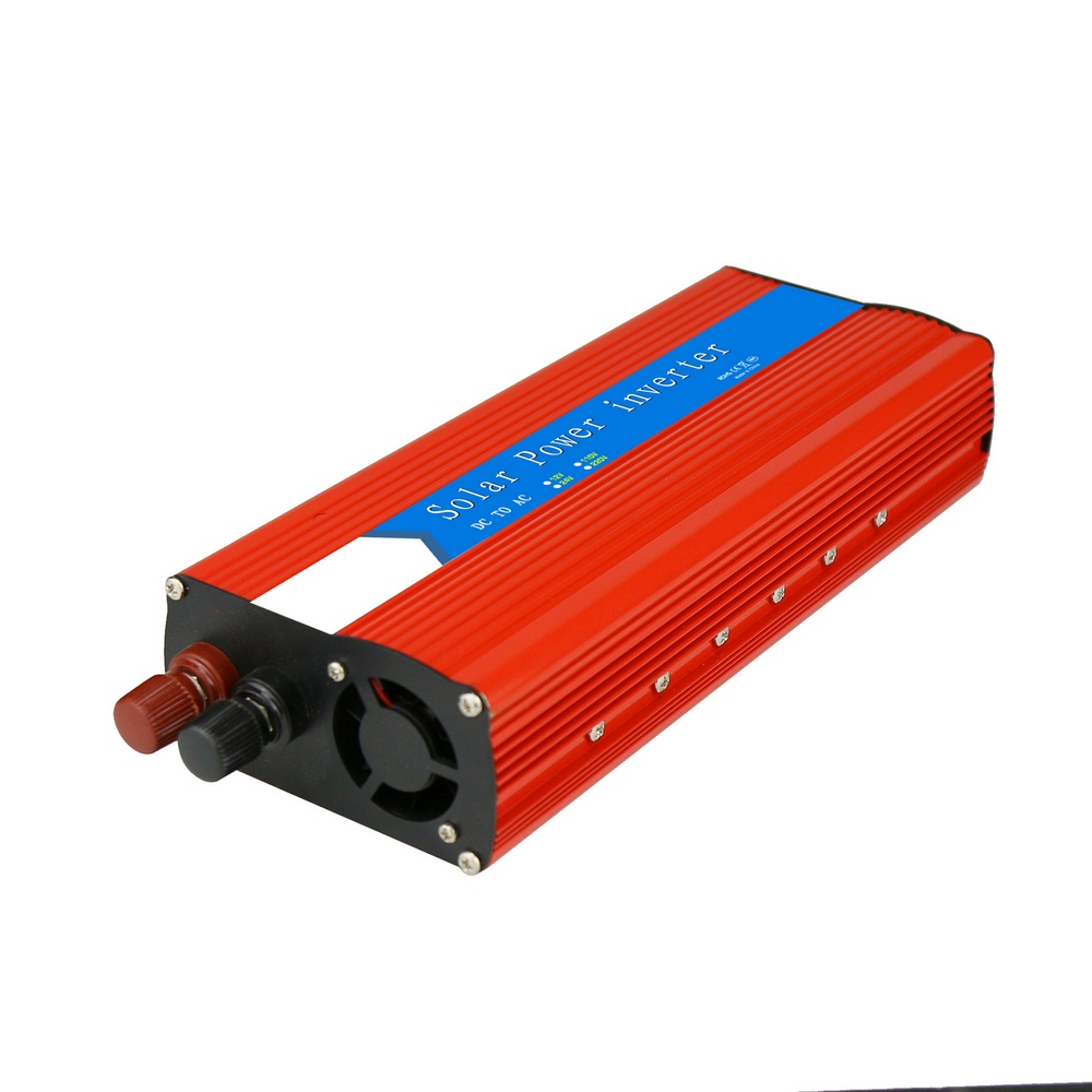 Peak Power 3000W Car Inverter 12v 220v Power Inverter 12v to 220v Inverter Converter Auto Power Supply Dual USB Charger in Car Inverters from Automobiles Motorcycles