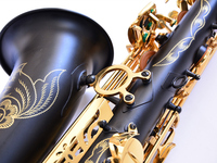 New High Quality Saxophone Alto Sax Salme 54 Alto Saxophone Musical Instruments Professional E Flat Sax