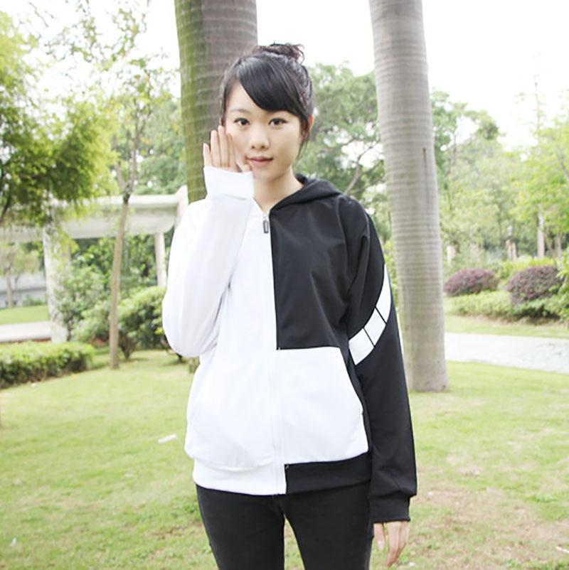 Dangan Ronpa long sleeve Coat mens hooded Jacket women Clothes anime Hoodie cosplay costume