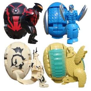 2015 New Hot 10cm Transform Ott Egg Puzzle Monster Dinosaur Eggs Learning Educational Toys For Boy