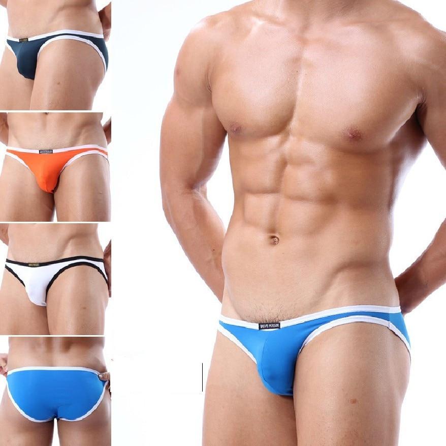 Super sexy Swimwear Men Swimsuit Beach Bikini Underpants May Trunks Mens Shorts Thong Pool Sportswear Swimming Briefs