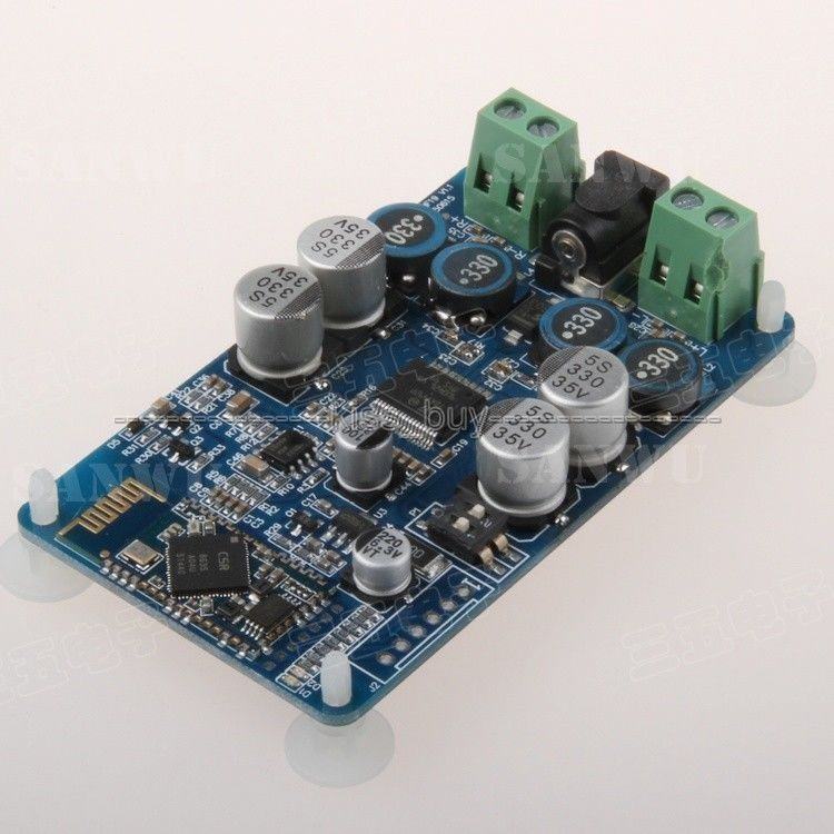 Tda7492p 25w25w Bluetooth 4 0 Audio Receiver Amplifier Board Wireless Stereo Audio Digital Amp Module 12v 24v Car kopen