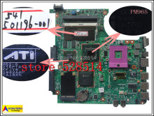 original Laptop motherboard for HP/Compaq 541 501196-001 mainboard PM965 chipset 100% Test ok