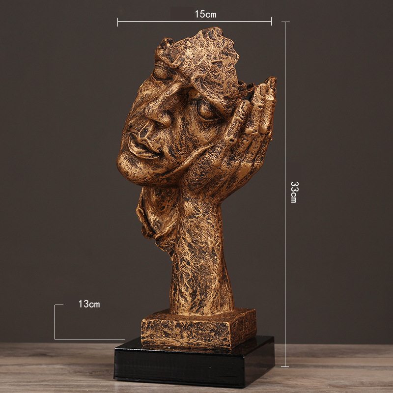 Resin Silence Figurines (21)