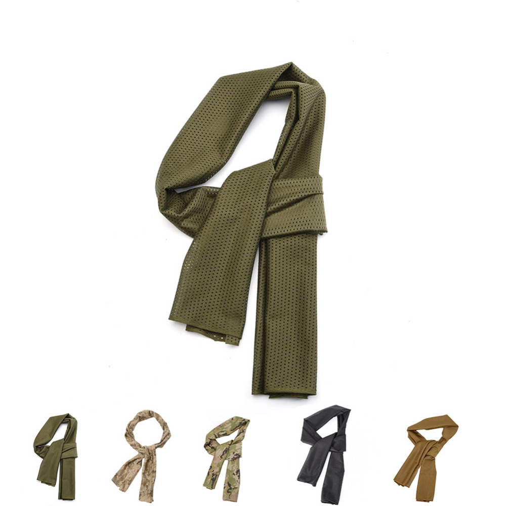 Multicam Tropic Scarf Mtp Ring Scarves Mc Camo Breathable Quick-dry Neck Warmer Camo Headband Mtp Shawl For All Seasons Wrap Available In Various Designs And Specifications For Your Selection Apparel Accessories