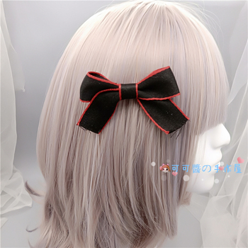 Gothic lolita diablo hair hat lolita headdress hairpin England make dead cla girl accessories 1