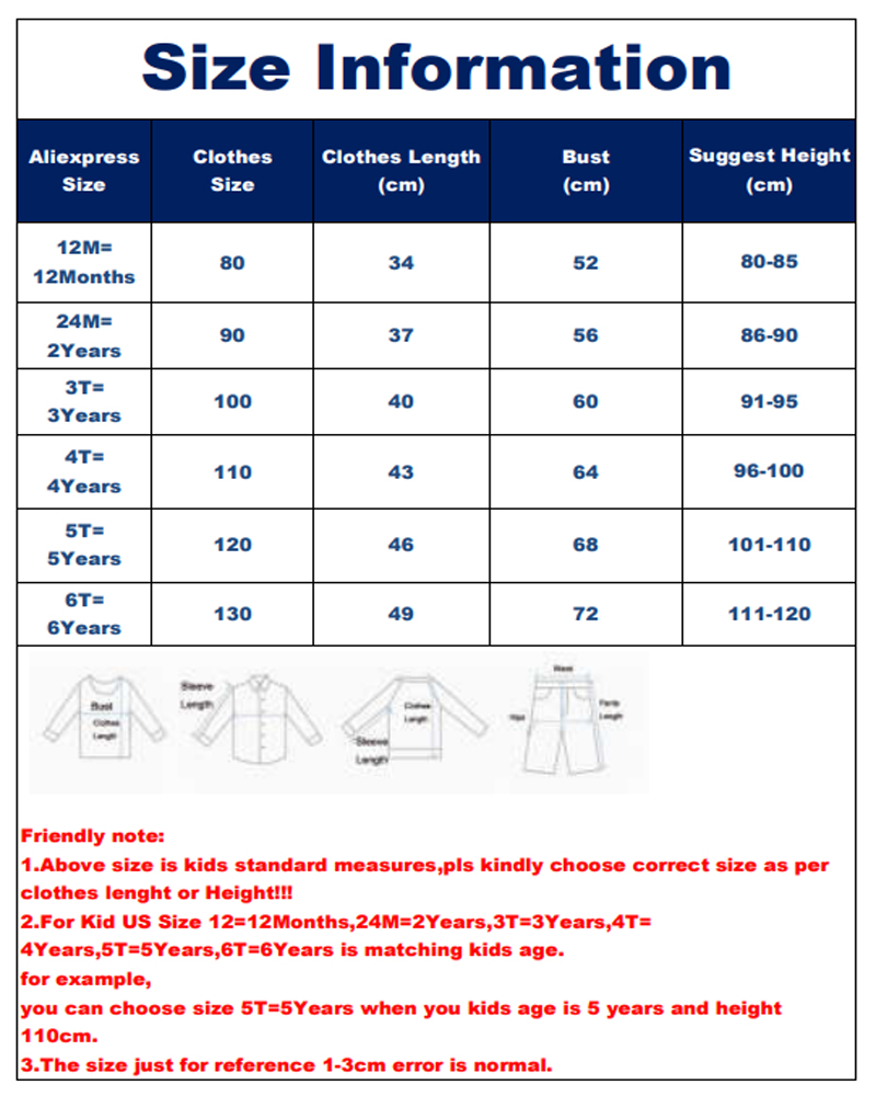 SAILEROAD I AM 1 2 3 4 5 6 Letter Children's t-shirts for Girls Boys Short Sleeve Shirts Summer Kids Tops Tees Clothing 6