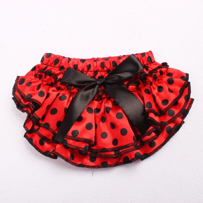 Newborn Baby Girls PP Skirt Cotton Bow Solid Dot Print Baby Girls Skirt Summer Trousers Ins Skirts 6-12M все цены