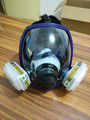 Updated Full Face Mask For 6800 7pcs suit  Gas Mask Full Face Facepiece Respirator For Painting Spraying