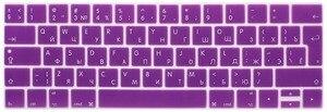 Image 5 - Rygou Euro Russische Keyboard Stickers Voor Macbook Pro 13 Touch Bar Siliconen Toetsenbord Cover Voor Macbook Pro 15 2016 Huid protector