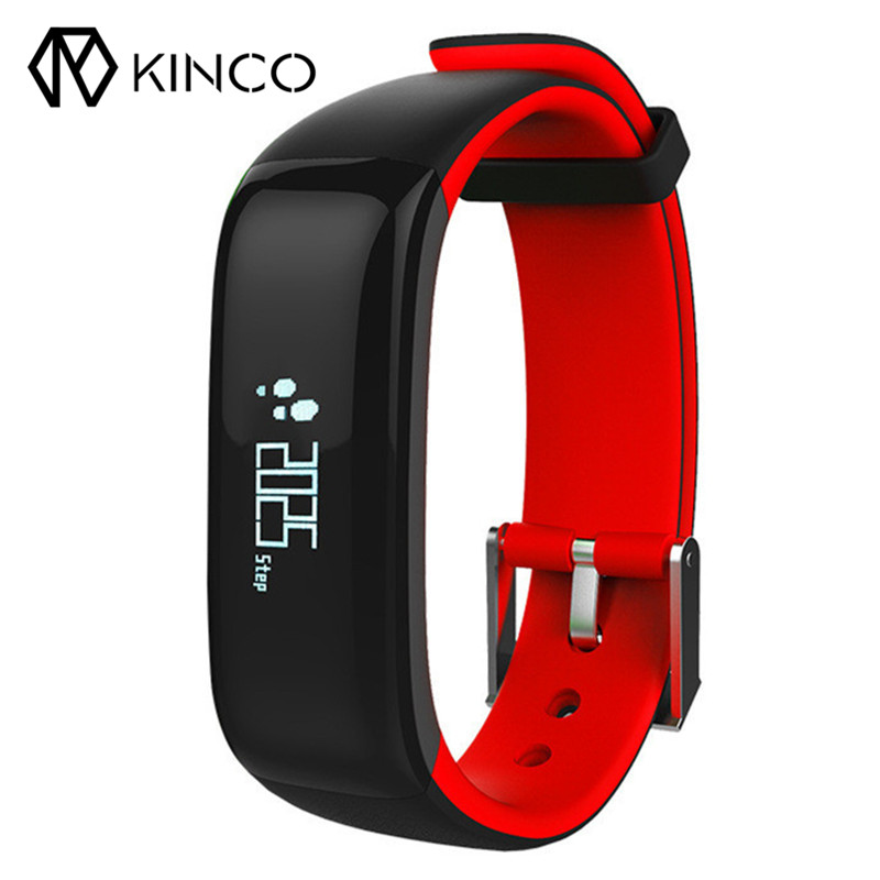 B1 0 86inch OLED Waterproof Blood Pressure Monitor Pedometer Heart Rate Monitor SmartBracelet Smart Wristband For