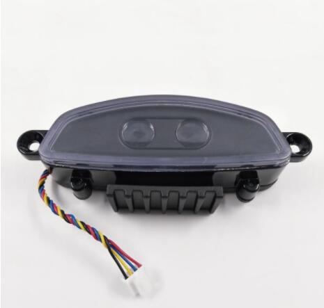 Updated front light original Ninebot Z10 front light rear light electric unicycle Ninebot One Z10 Z8 Z6 spare parts