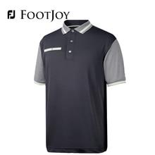 FootJoy FJ Men's Golf Apparel Anti-Sweat Short Sleeve T-shirt Light Fabric Ventilate 2016 NEW!