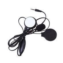 Motorcycle Helmet Earphone Headset Sport Stereo For MP3 Phone Music Device