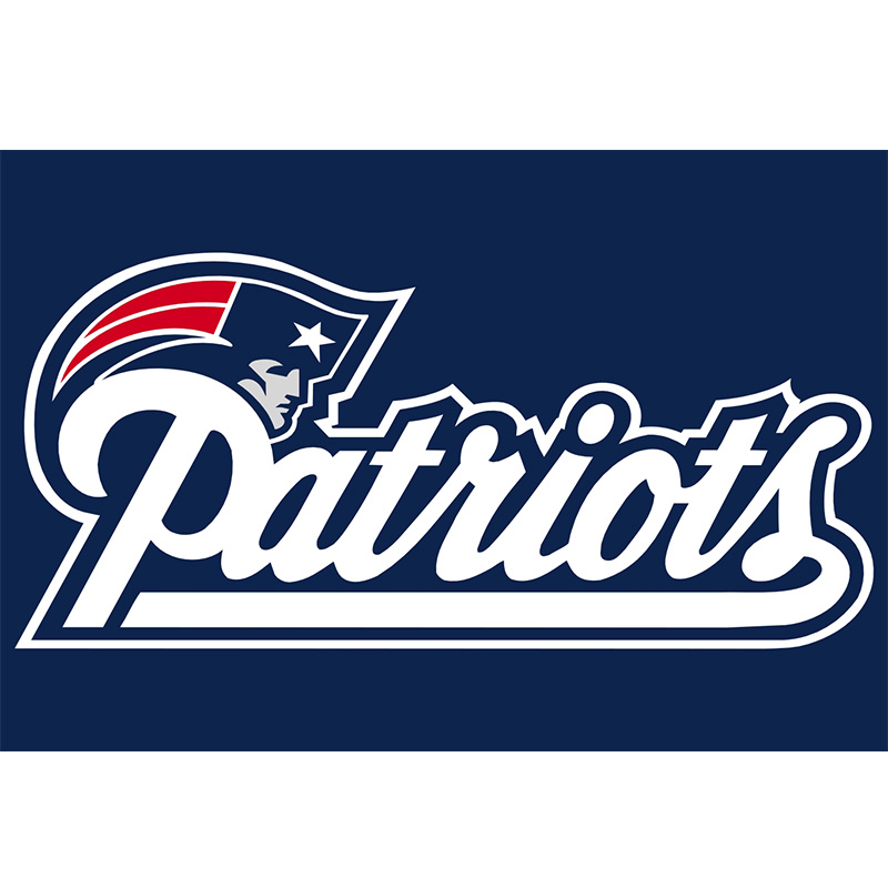 Old New England Patriots Flag Football Team Super Bowl Banners SuperBowl Champions Flag blue 3x5Ft Banner 90x150cm