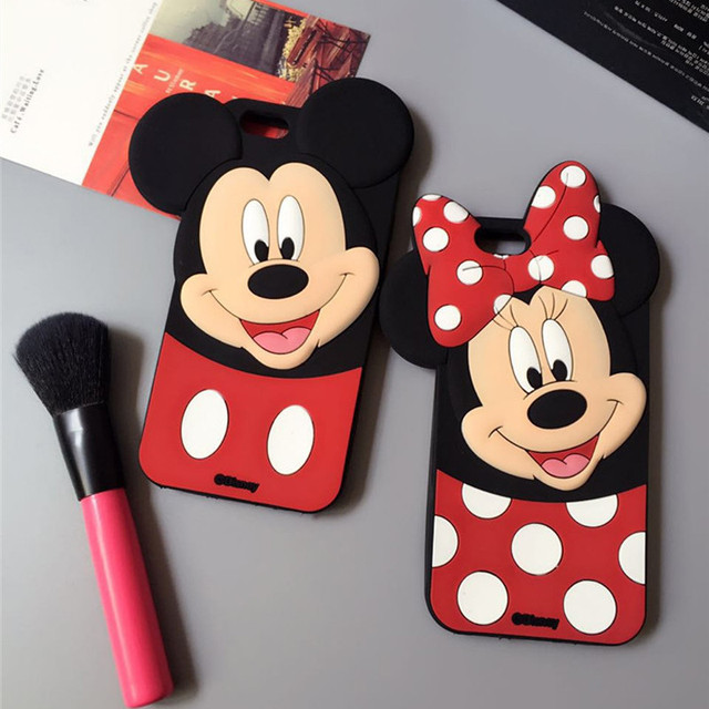 carcasa iphone 6 plus minnie