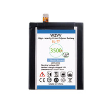 wzvv 3500mAh BL-T7 Battery for LG Optimus G2 D800 D802 D801 L-01F LS980 P693 VS9801 VS980 LS980 Batteries(China)