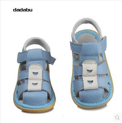 Ventas al por menor Del Bebé Del Muchacho de Cuero Genuino Niña Zapatos Niños Niños Calzado Para Primeros Caminante Prewalkers Cerrado Dedos Zapatos Enfant