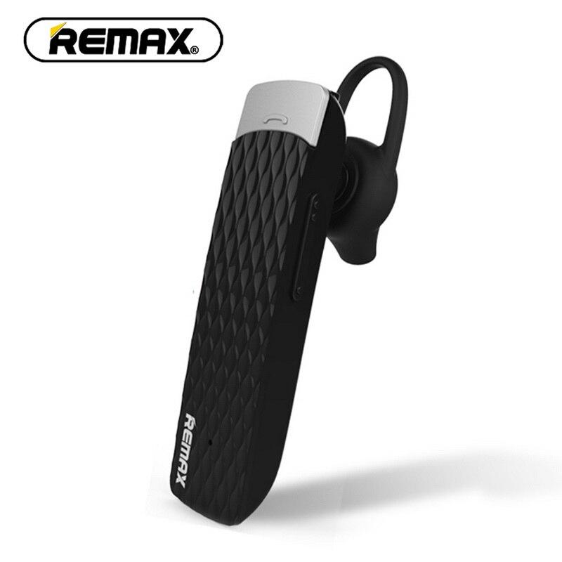 Sans fil Bluetooth Casque In-Ear Crochet D'oreille Écouteur pour iPhone Samsung Xiaomi Android Mobile Téléphone pour MP3 MP4 MP5 Remax RB-T9