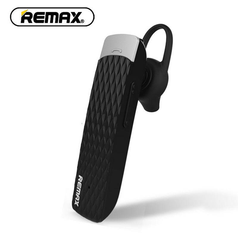 Wireless Bluetooth Headset In-Ear Ear Hook Earphone for iPhone Samsung Xiaomi Android Mobile Phone for MP3 MP4 MP5 Remax RB-T9 sport bluetooth earphone hands free earset wireless ear hook bluetooth headset earphone and headphone for mobile phone