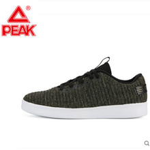 PEAK Men's Leisure Shoes New Summer Men's All-in-One Low-Up,