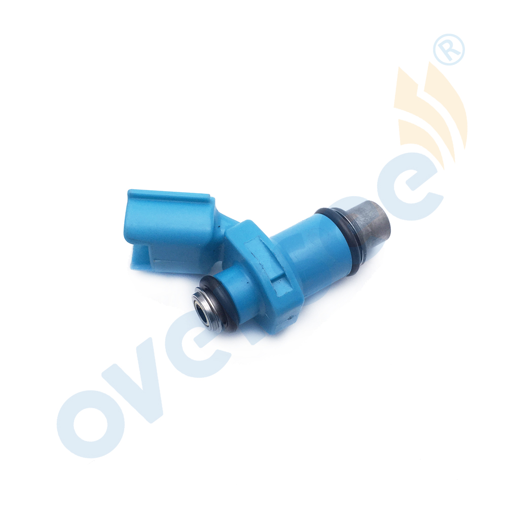 OVERSEE Fuel Injector For Yamaha 40-50-60 HP 4 Stroke 50-60 HP 2 Stroke 6C5-13761-00 1