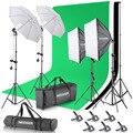 Neewer 2,6 м x 3 м/800 футов x10 футов система поддержки фона и 5500 Вт K зонтики софтбокс комплект непрерывного освещения для фотостудии