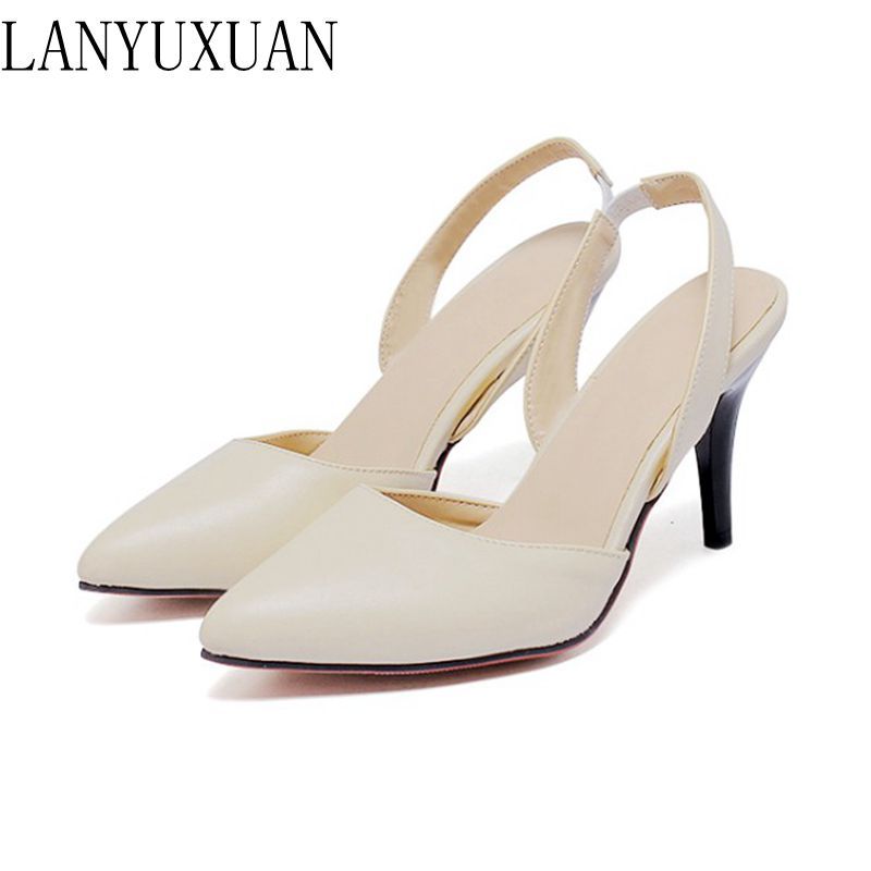 Wedding Shoes Big Size Ladies Shoes Woman Zapatos Mujer Women High Heels Chaussure Pumps Sapato Feminino Tacon Valentine 1395 plus size sexy high heels women pumps pointed toe woman ladies party valentine dress wedding shoes tenis feminino zapatos mujer