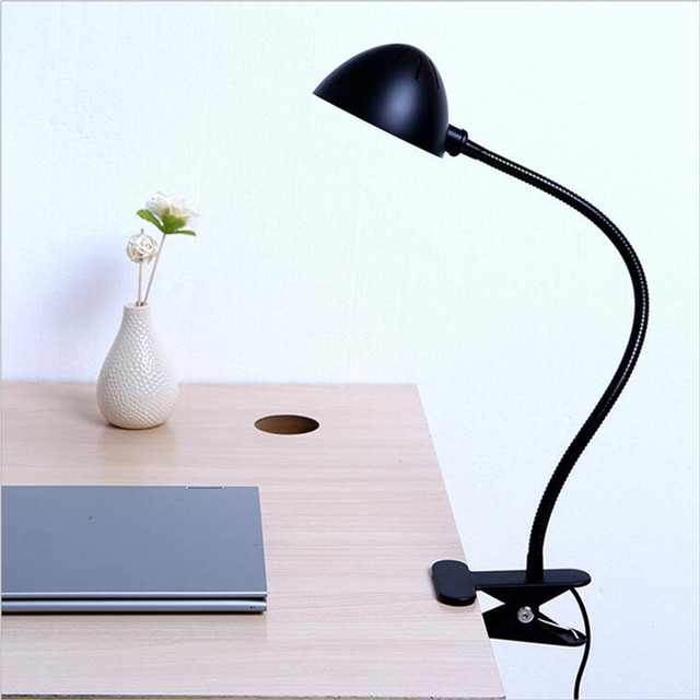 Modern Industrial Style Table Lamps Lights For Bedroom Bedside