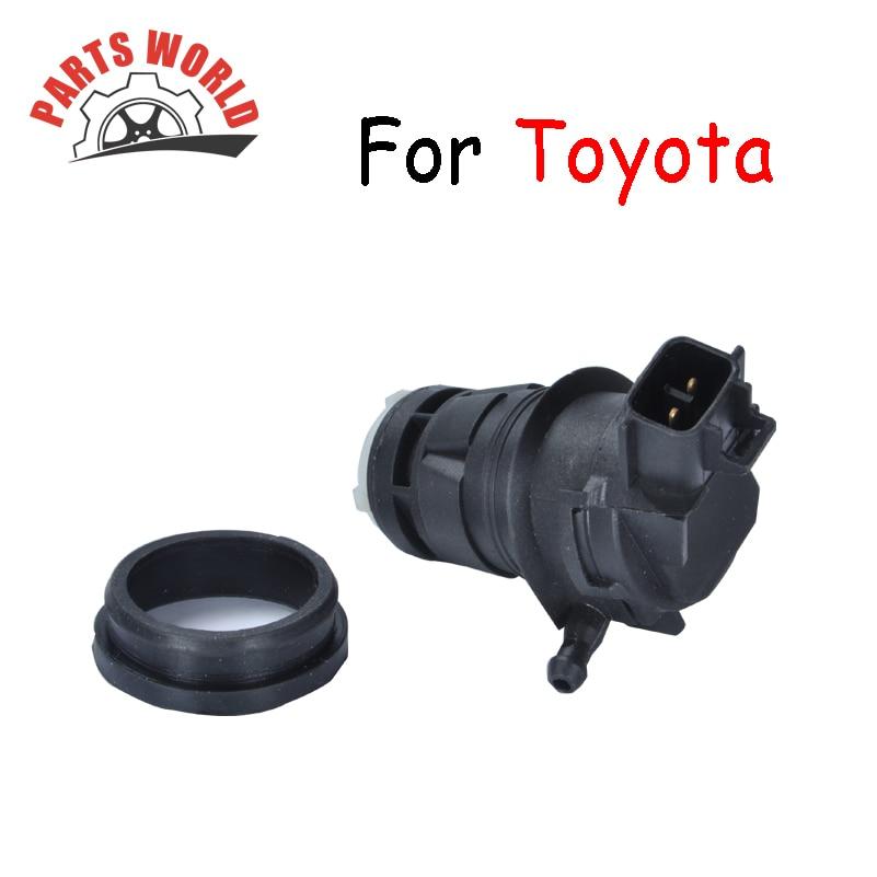 Windshield Windscreen Washer Pump For Toyota Corolla Sequoia Camry RAV4 Yaris Matrix Highlander 85330-60190 85330-21010