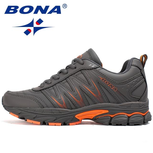 BONA New Hot Style Women Running Shoes Lace Up 2