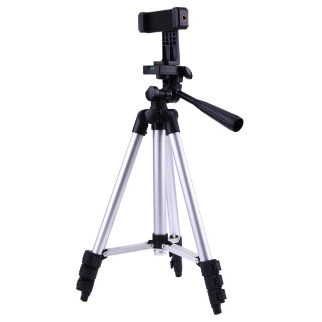 Professional Phone Camera Tripod Stand