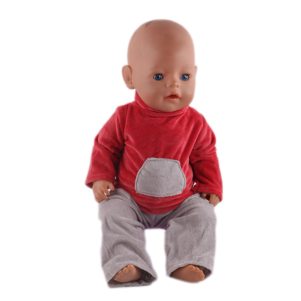 Free Shipping New Arrive Popular Clothes For 43cm New Baby