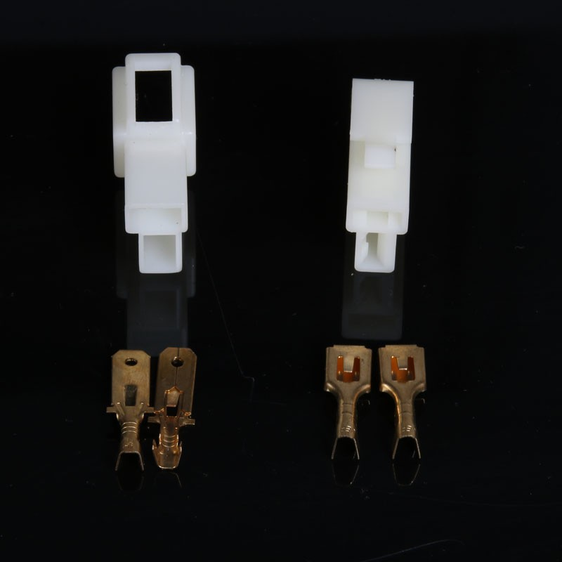 10set bullet terminal car electrical wire connector diameter 4mm pin set TDO