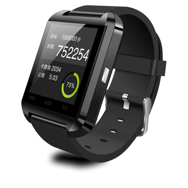 U8 Smart watch Bluetooth wristwatch font b Smartwatch b font digital sport watches for IOS Android