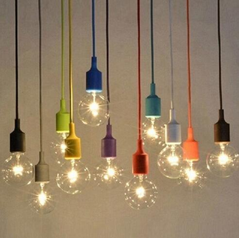 1m cord mutto pendant light diy edison light bulb rope lamp silicone 1m cord mutto pendant light diy edison light bulb rope lamp silicone lamp for urban drawing room kitchen store window ac90 260v in pendant lights from aloadofball Image collections